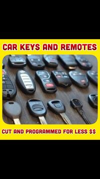 Car Keys !!!! Herndon, 20171