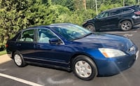 2005 Honda Accord LX  $2,950 Reston