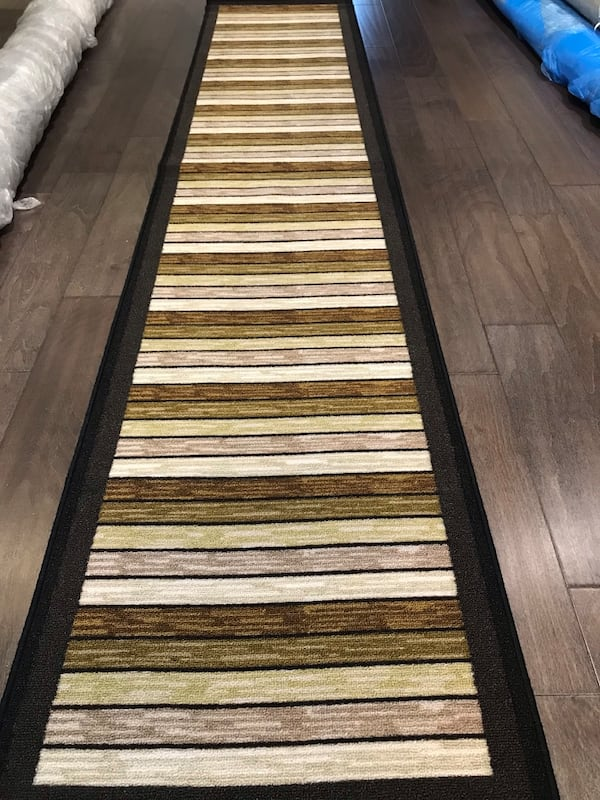 Brand new area rug 2x9.4 0