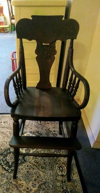 Vintage Childs High Chair Old Town Manassas