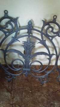 Decorative iron panels