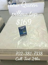 Queen New mattress  Las Vegas, 89109