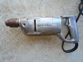 Rockwell vintage drill and circular saw combo