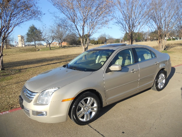2007 Ford Fusion Sel >> 2007 Ford Fusion Sel V6 3 0l Automatic Clean Tan Leather Nice Car