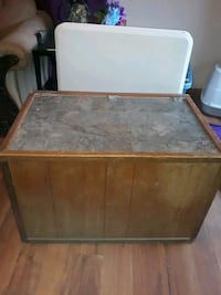 Older wooden chest