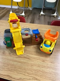 Assorted Fisher Price Playsets