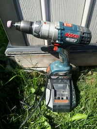 Bosch drill and charger Edmonton, T5X 2W2