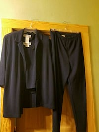 Ladies navy blue outfit size 12. South Bend, 46628