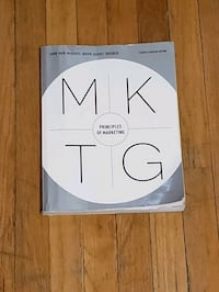 MKTG Marketing Textbook Fourth Canadian Edition Toronto, M3H 1S9