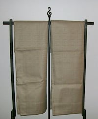Classy Curtains with Curtain Rod