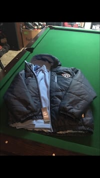 Two piece Tennessee Titans jacket Large pro line 2293 mi
