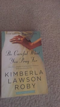 Be Careful What You Pray For Book  Schererville, 46375
