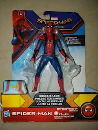 Spider-Man action figure Largo, 33774