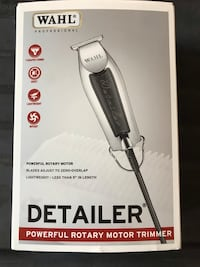 New!! Wahl Professional 8081 5-star Series Detailer Powerful Rotary Motor Trimmer 514 km