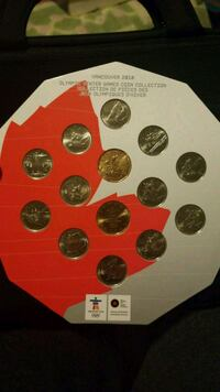2010 Vancouver Olympics Coins Ogden, 84403