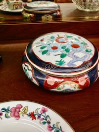 "Asian Porcelain ""Box"" West Chester, 45069"