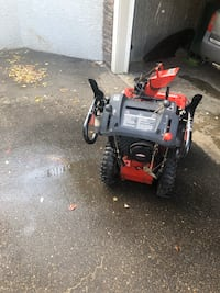 Gas snowblower  Edmonton, T5J 0K5