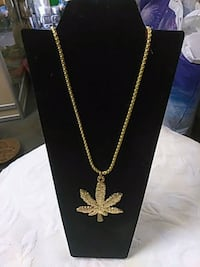 Necklace gold plated Lake Wales, 33859