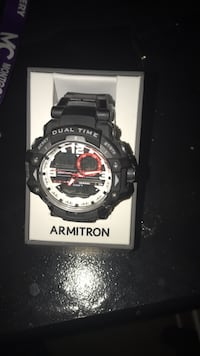 round black Casio G-Shock digital watch Silver Spring, 20910
