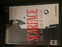 Scarface ps2 game  Versailles, 40383
