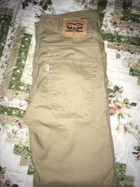 Levi's slim fit size 29W and 29L Riverdale, 20737