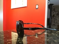 Ray-Ban Black aviator sunglasses Serial # rb 3393 Mississauga, L5L