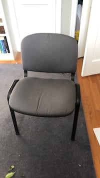 Gray office chair Bethesda