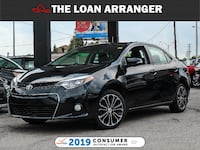 2014 Toyota Corolla with 123,895KM and 100% Approved Financing