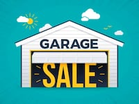 Garage Sale Saturday October 19th Toronto, M8W 1Y3