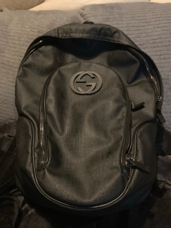 b27926e318d9 Used Gucci backpack for sale in Newark - letgo