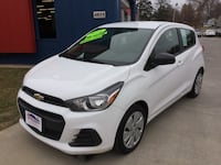*FACTORY WARRANTY* *LOW MILES* 2016 Chevrolet Spark HB LS -- Ask About Our GUARANTEED CREDIT APPROVA Des Moines