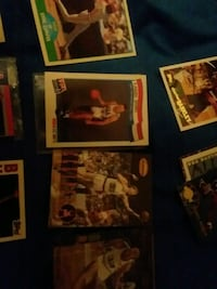 Larry Bird basketball cards  Mount Vernon, 43050