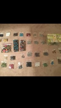 Brand New Assorted Beads