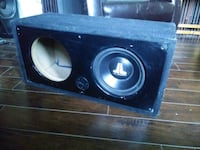 Subwoofer box Kitchener, N2G 1C5