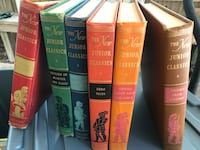 Books junior classic novels Ocala, 34476