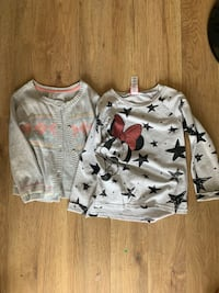 Girls size 5 sweaters St Thomas, N5R 5Z1