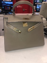 UNREAL PRICE** GORGEOUS COLOR SMALL HERMES BAG GOLD HARDWARE West Hollywood