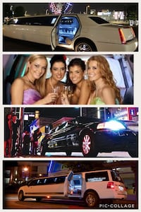 Limousine night out run  Mississauga, L5B 3Y4