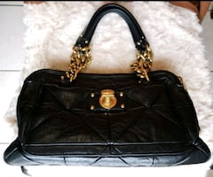 Marc Jacobs Ines Patchwork Leather Bag Purse