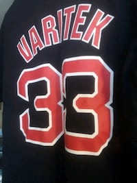 Jason Varitek t-shirt
