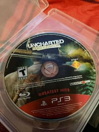 Uncharted Drake's Fortune - PS3 Milton, L9T 4A4