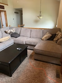 Like new sectional! Need gone Belton, 64012