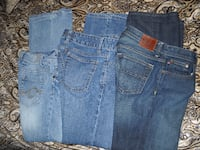 Sizes 1/2 and 2 womens jeans