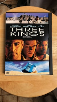 Three Kings DVD Movie Laurel