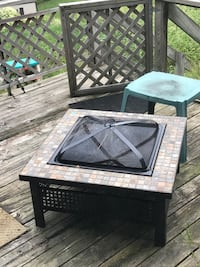 black and gray gas grill Muskegon, 49444
