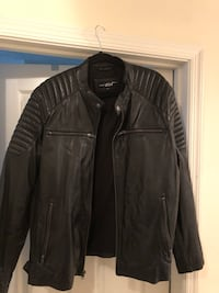 Men's XXL moto jacket Waldorf, 20603