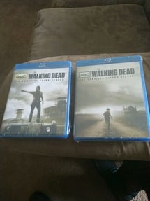 The walking dead complete seasons 2&3