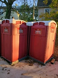 Porta Potty  Capitol Heights