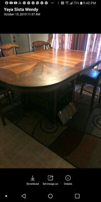 dining table Spring Hill, 34606