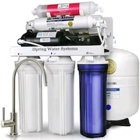 Ispring Reverse Osmosis Water System Vaughan, L4H 3B1